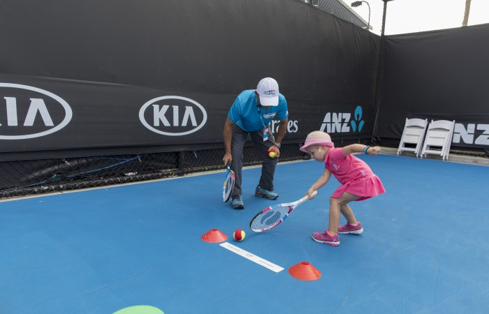 Kids Tennis Day 2017