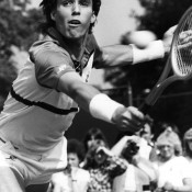 Ivan Lendl put together one of the more dominant seasons in history in 1982, scooping 15 titles and producing a win-loss record of 106-9 and winning percentage of .922. However, the Czech would not win his first Grand Slam title until 1984 at the French Open; Getty Images