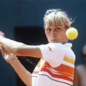Although she won more matches in 1982 (90) and 1986 (89), nothing compares to Martina Navratilova's 1983 season, during which she scooped the Australian, Wimbledon and US titles among 16 tournament victories and went 86-1. Her winning percentage of .989 is an all-time record; Getty Images