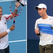 Greg Jones (L) and Jordan Thompson; Getty Images