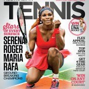 Australian Tennis Magazine, May, 2014