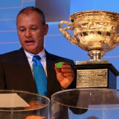 Australian Open draw. GETTY IMAGES