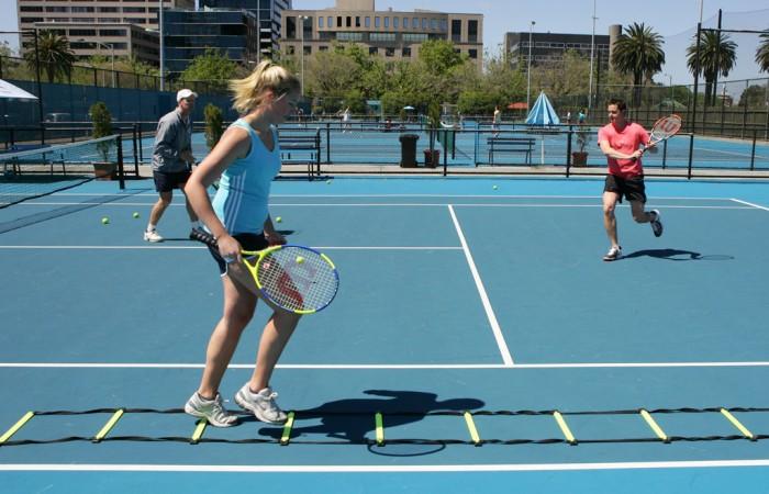 Cardio Tennis. TENNIS AUSTRALIA