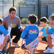 Hot Shots, kids, coaching, coach, ANZ Tennis Hot Shots