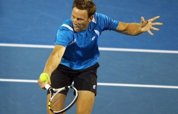 Michael Venus has been awarded an Australian Open 2014 doubles wildcard; Getty Images