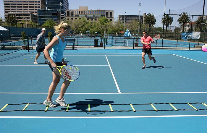 health, fitness, Cardio Tennis