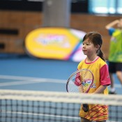 kids, Hot Shots, tennis, ANZ Tennis Hot Shots