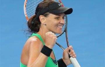 Casey Dellacqua of Australia. Getty Images