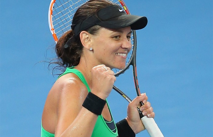 Casey Dellacqua of Australia. Getty Images