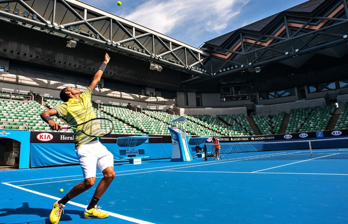 Courts And Surfaces Learn Tennis Australia