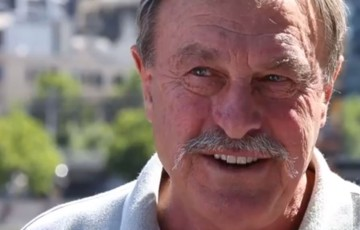 John Newcombe, Melbourne, Newcombe Medal, 2013. TENNIS AUSTRALIA