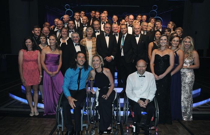 Newcombe Medal, Australian Tennis Awards 2013, Melbourne. XUE BAI