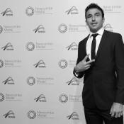 Marinko Matosevic, Newcombe Medal, Australian Tennis Awards 2013. XUE BAI