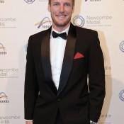 Sam Groth, Newcombe Medal, Australian Tennis Awards 2013. XUE BAI