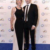 Jason Stoltenberg (right), Newcombe Medal, Australian Tennis Awards 2013. XUE BAI