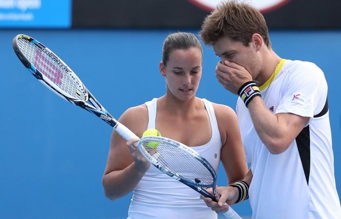 2014 Australian Open – Women's Doubles #