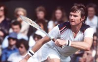 Jimmy Connors, Wimbledon, 1978. GETTY IMAGES