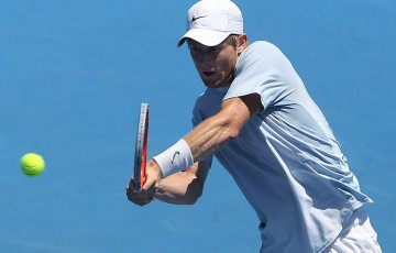 Luke Saville is a strong presence on the Australian Pro Tour and at ATP Challenger level; Getty Images