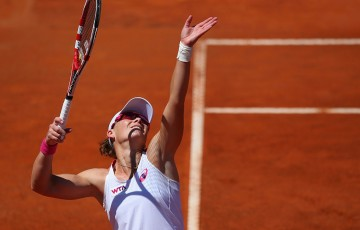 Sam Stosur, Rome, 2014. GETTY IMAGES