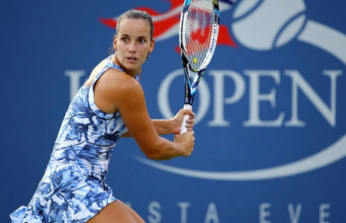 Jarmila Gajdosova, US Open, 2014. GETTY IMAGES