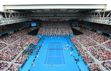 Hisense Arena; Getty Images