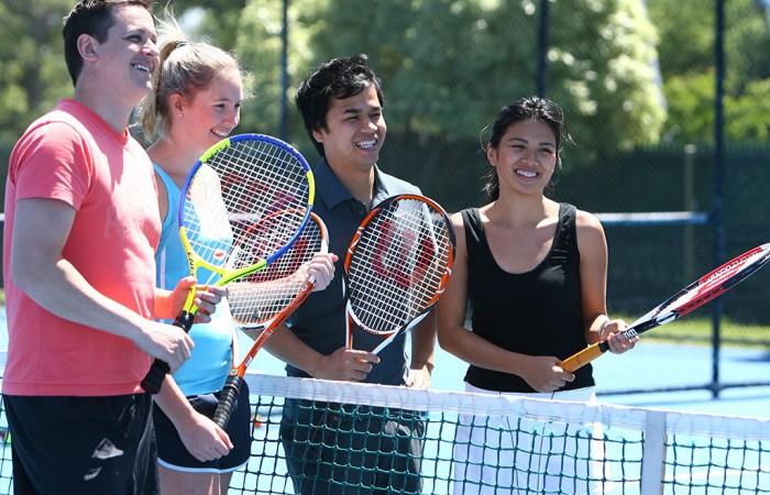 Free Tennis