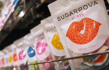 Sugarpova. GETTY IMAGES