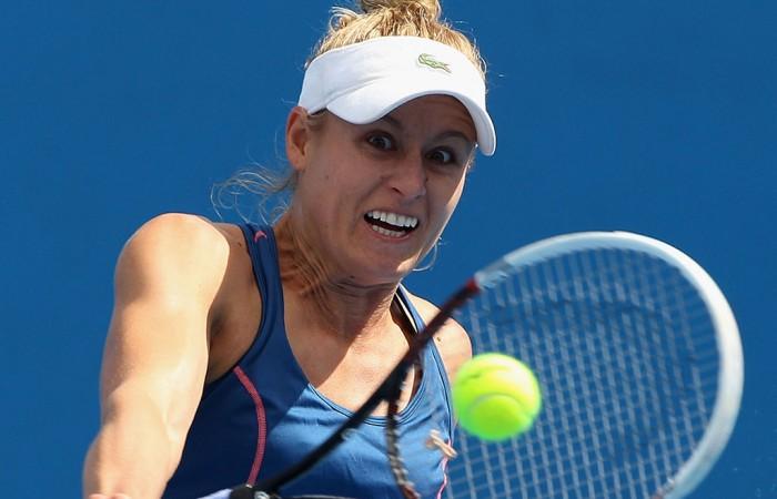 Monique Adamczak; Getty Images