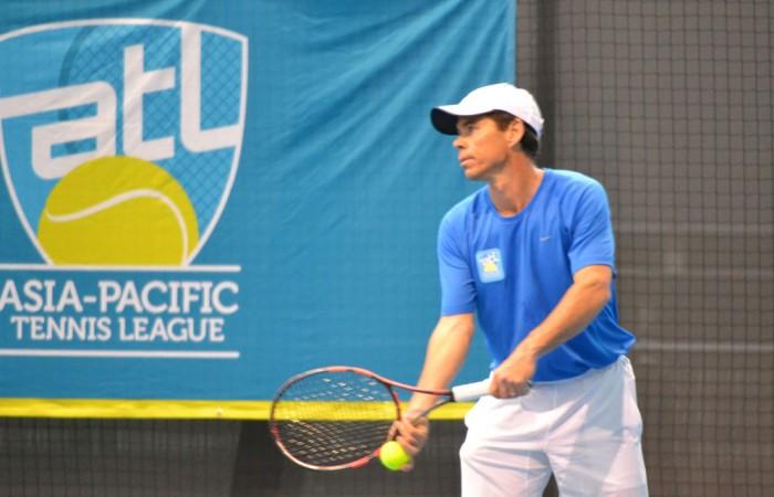 Scott Draper - Tennis World Taipans 1020x640