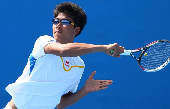 Hyeon Chung; Getty Images