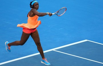 Sloane Stephens; Getty Images
