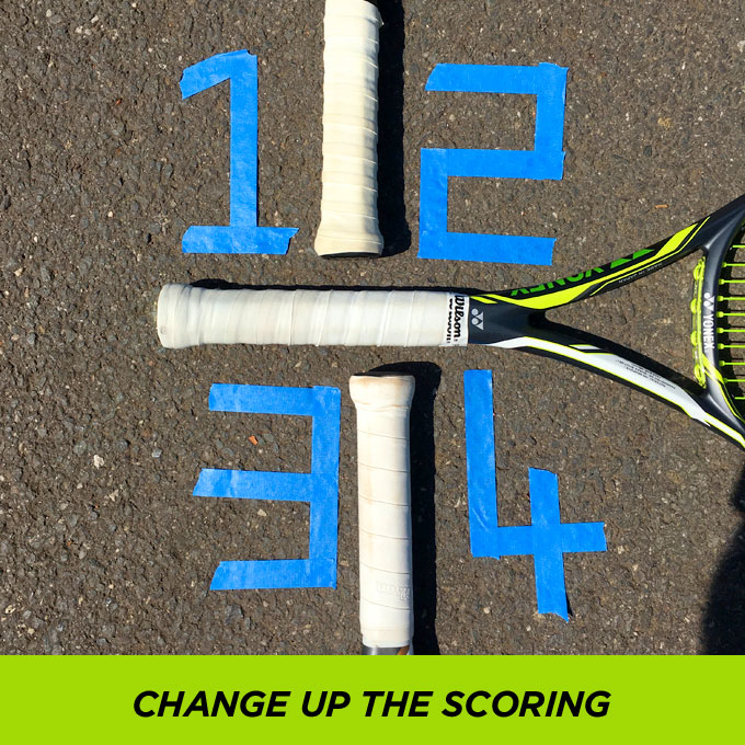 Change Up The Scoring