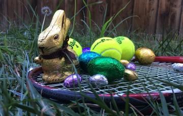 Easter tennis