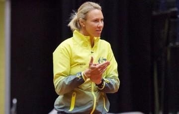 Australian captain Alicia Molik