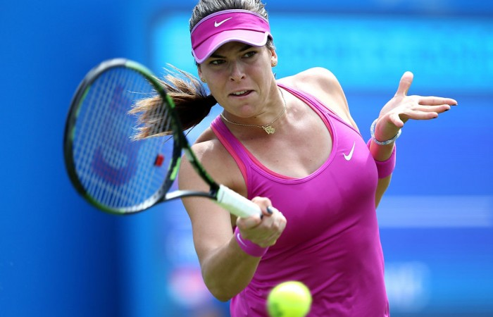 Ajla Tomljanovic has split with coach David Taylor in the lead up to Wimbledon; Getty Images