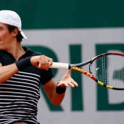 Thanasi Kokkinakis made the most of his wildcard entry into the French Open; Getty Images