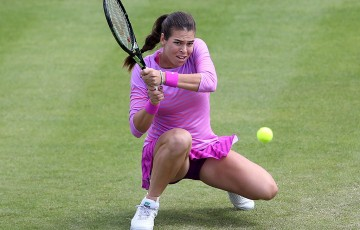 Ajla Tomljanovic; Getty Images