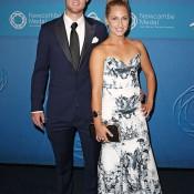 Daria Gavrilova (R) and Luke Saville; Getty Images