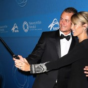 Lleyton and Bec Hewitt; Getty Images
