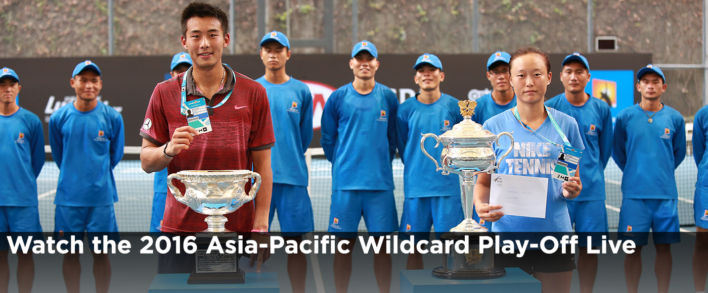2015 Asia-Pacific Wildcard Play-off