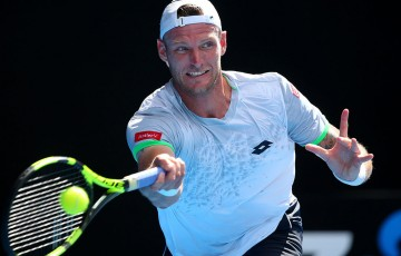 Sam Groth: Getty Images