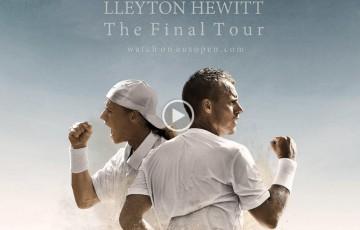 Lleyton Hewitt: The Final Tour documentary