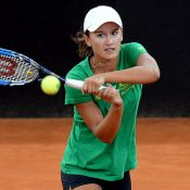 Arina Rodionova is ready to play if called upon. Photo: Getty Images