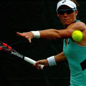 Sam Stosur is through to the Prague final. Photo: Getty Images