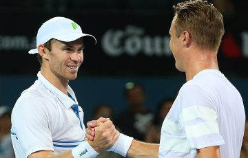John Peers (L) and Henri Kontinen; Getty Images