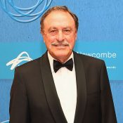 Australian tennis legend John Newcombe; Getty Images