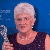 Volunteer Achievement Award - Kathy Brummitt; Fiona Hamilton