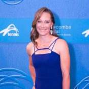 Newcombe Medal finalist Sam Stosur; photo credit Fiona Hamilton