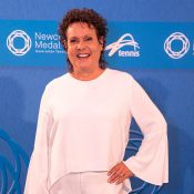 Australian tennis legend Evonne Goolagong Cawley; photo credit Fiona Hamilton