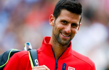 Novak Djokovic is a six-time Australian Open champion; Getty Images
